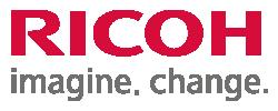 Logo Ricoh Imagine. Change.