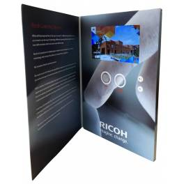 Video Presentation Book
