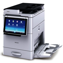 Multifunctionele zwart-witprinter MP 305+