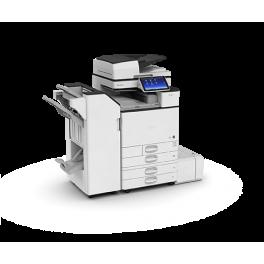 Multifunctionele A4/A3/SRA3-kleurenlaserprinter MP C4504 van Ricoh - verkoop en verhuring aan bedrijven