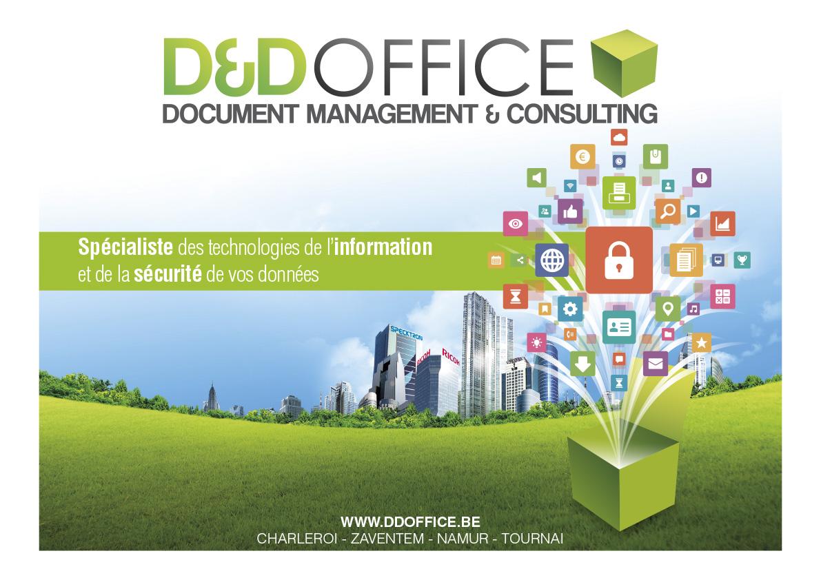 D&D Office Spécialiste des technologies de l'information et de la sécurité de vos données