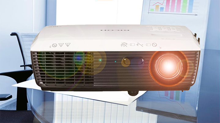 Ricoh-projector PJ X2340