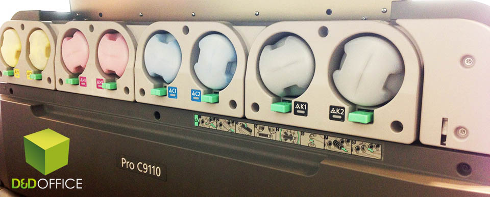 Toners Ricoh Pro C9100 / C9110