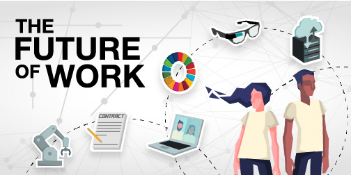 Ricoh, the future of work