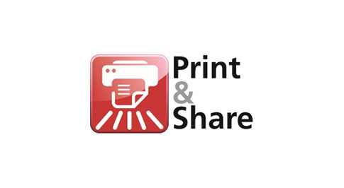 Print and Share Ricoh